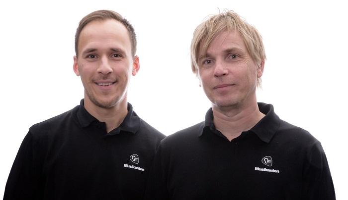 Mats och Stefan Pro Audio