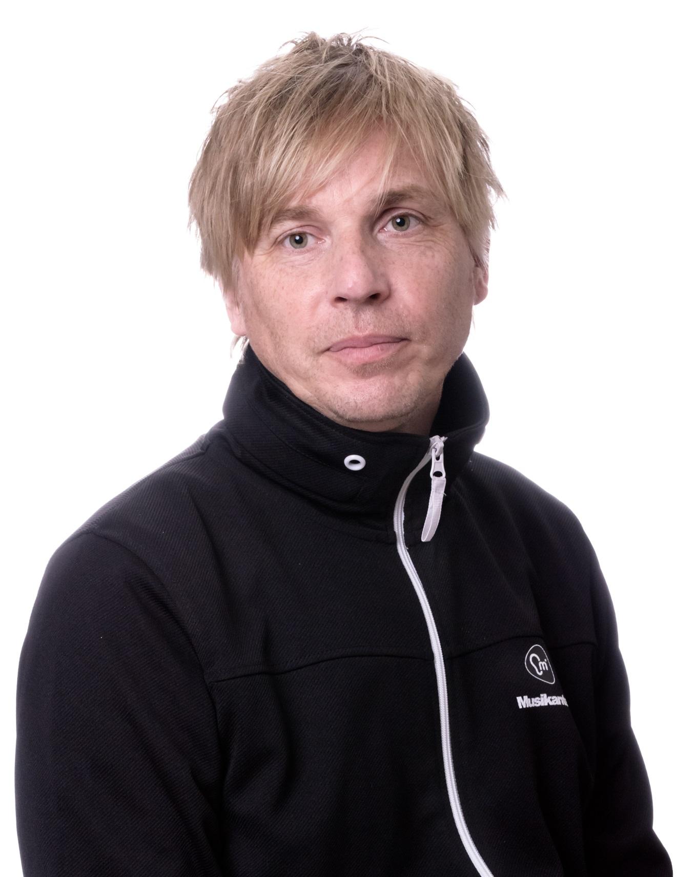 Mats Hammarström Musikanten