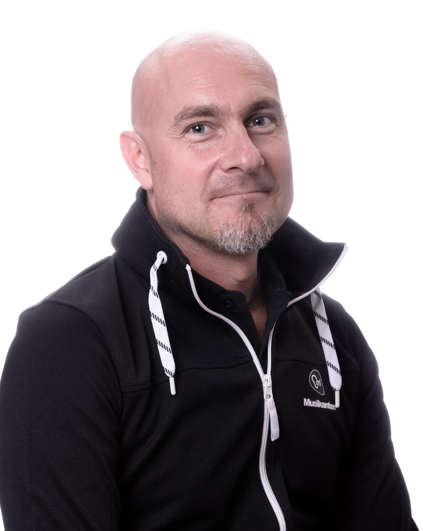 Fredrik Jacobsson Musikanten